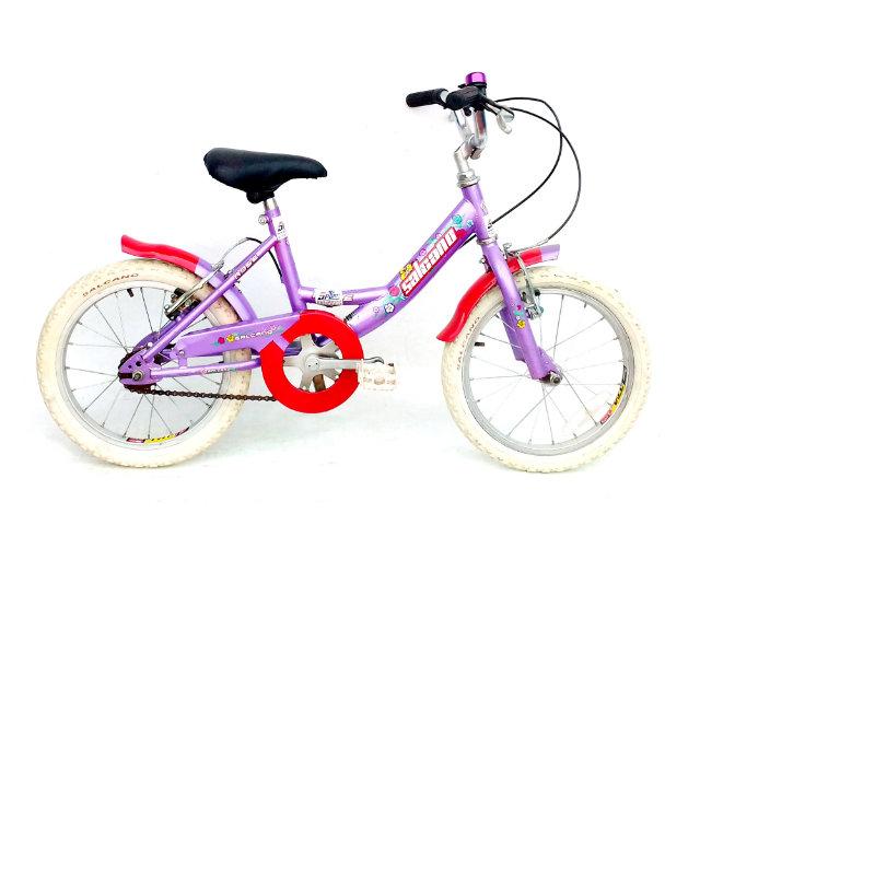 Vélo pour enfant de 6 à 7 ans – occasion impeccable !