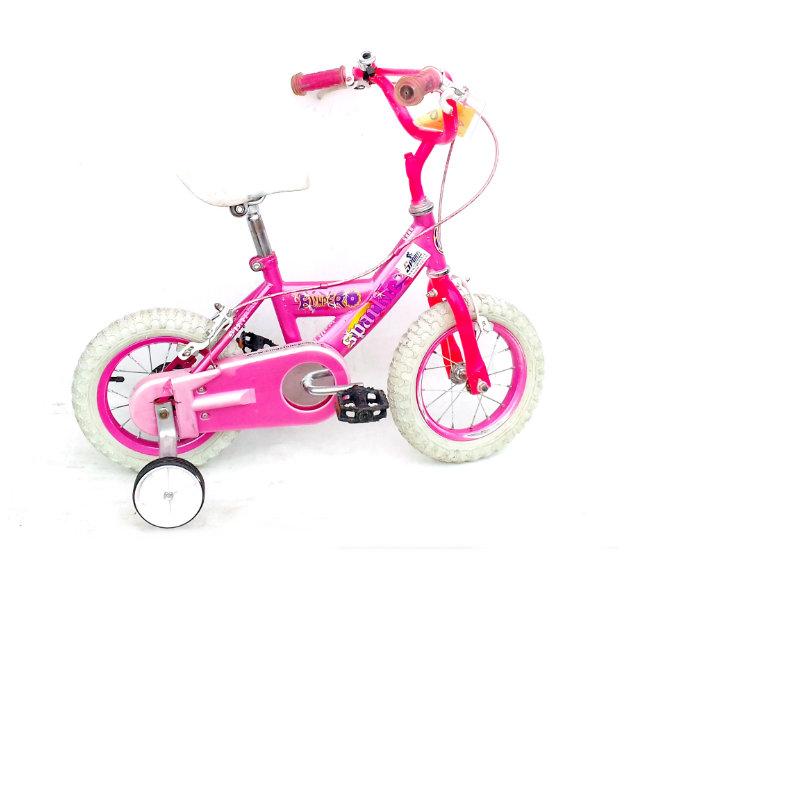 Vélo pour enfant de 3 à 4 ans -occasion impeccable