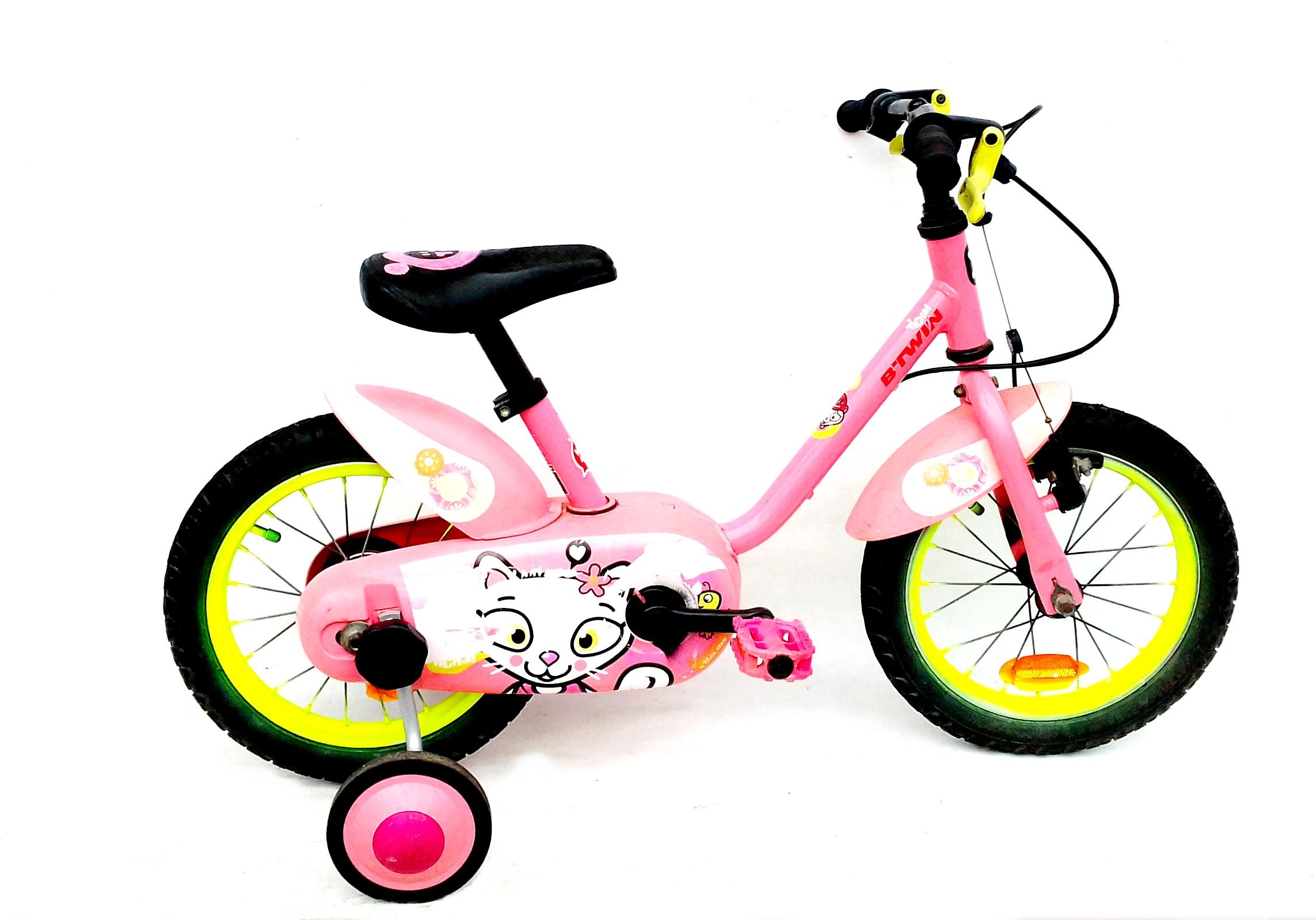 Vélo pour enfant de 3 à 4 ans- occasion impeccable !