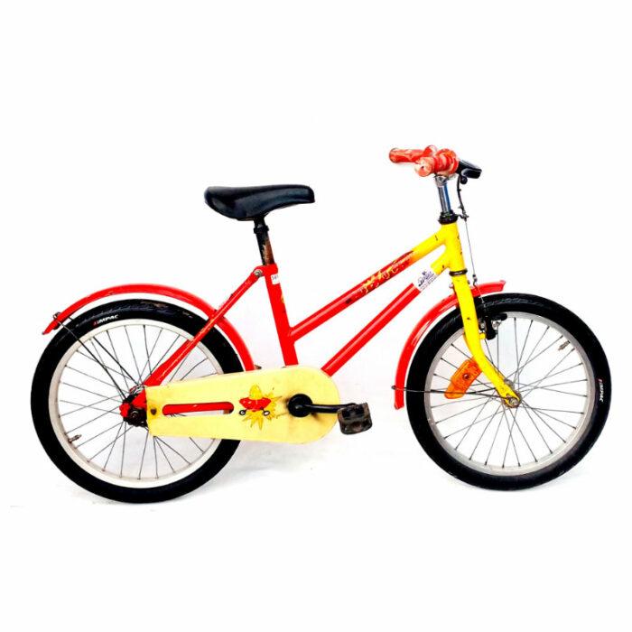 Vélo pour enfant de 6 à 7 ans occasion impeccable
