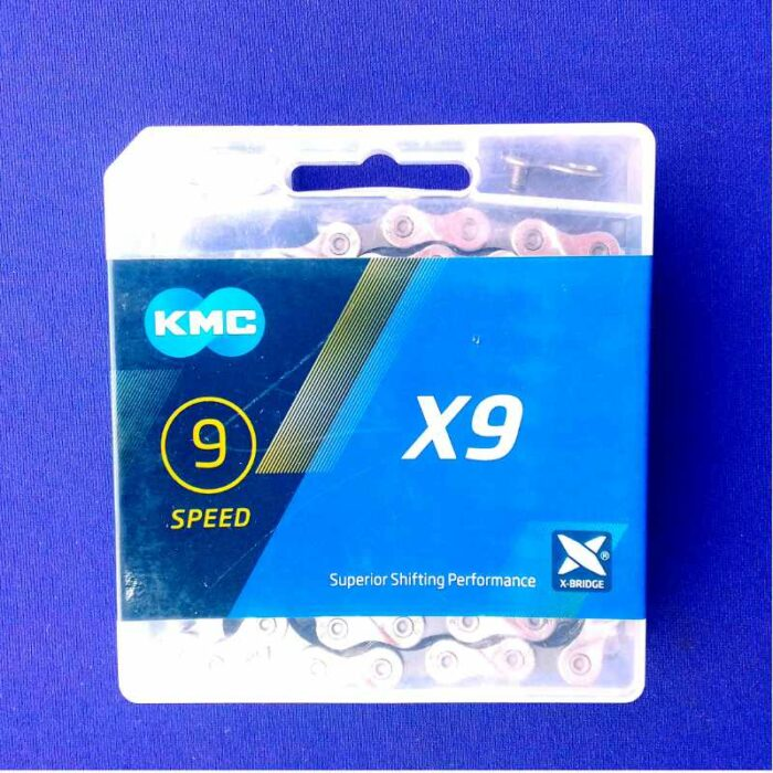 Chaine KMC X9