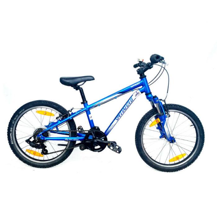 Vélo pour enfant 7 à 9 ans marque SPECIALIZED occasion-impeccable!