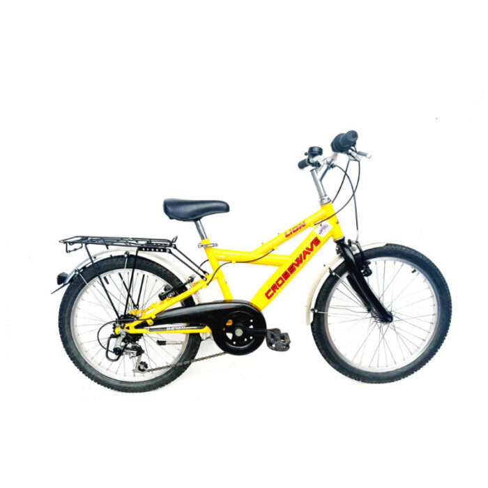 vélo pour enfant marque CROSSWAVE occasion impeccable !